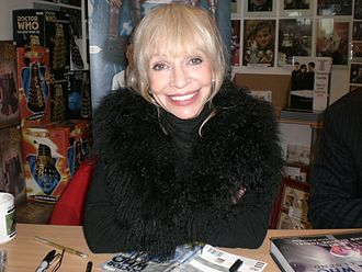 """Jo Grant - Jon Pertwee reportedly identified Katy Manning (pictured) as the """"perfect actress"""" for the role."""
