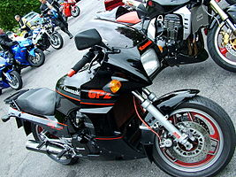Kawasaki Vulcan Parts Bike