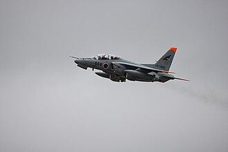 302nd Tactical Fighter Squadron (JASDF) - 302 Sqn Kawasaki T-4 (2010)