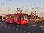 Kazan tram on Kirovskaya Dike 08-2016 img2.jpg