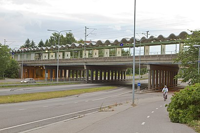 How to get to Pukinmäen Asema with public transit - About the place