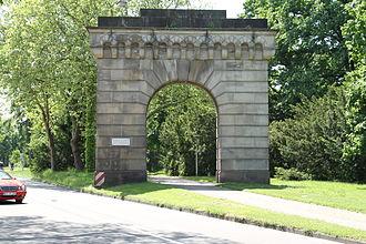 Rastatt Fortress - Kehl Gate
