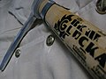 Keilhaue Bergmann Hammer VEB - BKW - GLÜCKAUF -Träger des Vaterländischen VO in Gold - Betrieb im VE BKK Senftenberg - Lupus in Saxonia Bild 00015.jpg