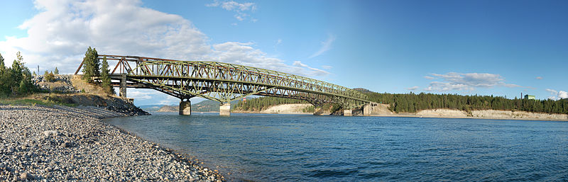 Kettle Falls Washington ~ Kettle falls bridges wikipedia