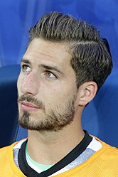 Kevin Trapp 2017