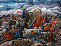 Kim Douglas Wiggins painting of the Fetterman Massacre.jpg