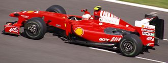 Kinetic energy recovery system - Kimi Räikkönen took the lead of the 2009 Belgian Grand Prix with a KERS-aided overtake and subsequently won the race.