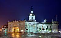 Kingston - ON - Town hall at night.jpg