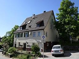 Kirchstraße in Korb