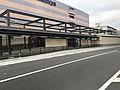 Kitano Hakubai cho station bus stop 20200506.jpg