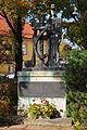 Klagenfurt Maria-Theresia-Park Graf-von-Khevenhueller-Regiment-Nr. 7 21102008 34.jpg