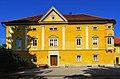 Klagenfurt Woelfnitz Pitzelstaetten Schloss Ostansicht 01082009 12.jpg