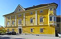 Klagenfurt Woelfnitz Pitzelstaetten Schloss Ostansicht 12112009 15.jpg