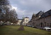 Kloster Ebrach BW 4