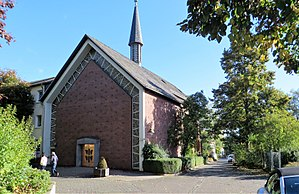 Dernbach, Westerwaldkreis - Klosterkirche in Dernbach