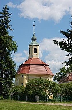Kościół grecko katolicki w małomicach.JPG
