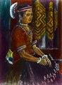 Koelawi, Central-Celebes. Taemaedoe, Tomai Dados dotter - SMVK - 010615.tif