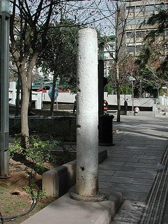 Kolonaki Square - Image: Kolonaki Kolonakiou