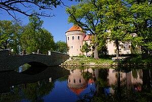 Kullamaa Parish - Koluvere manor