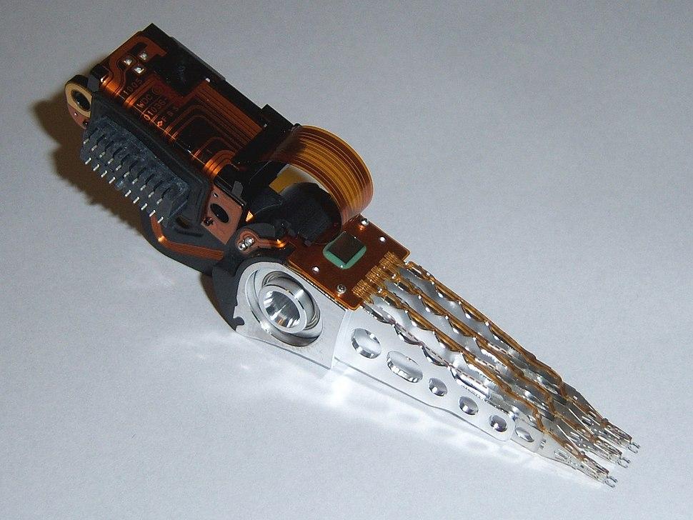Kopftraeger WD2500JS-00MHB0
