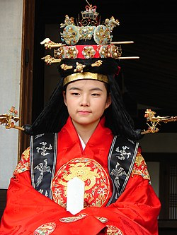 Korea-Seoul-Royal wedding ceremony 1359-06.JPG