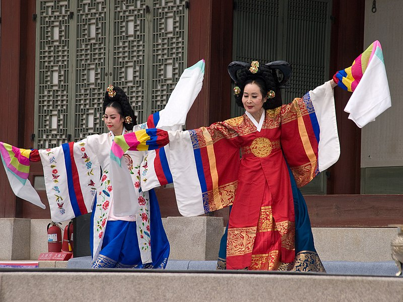 """traditional korean dance """"we're so grateful to the dance resource center and juli kim for helping us  integrate traditional korean dance into our healthy eating and."""