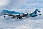 Korean Air, HL-7630, Boeing 747-8 - FRA (20522480784).jpg