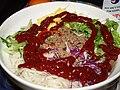 Korean noodles-Bibim guksu-02.jpg