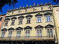 Kornyakt Palace in Lviv.JPG