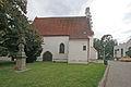 Kostel sv. Jana Křtitele, Bratranců Veverkových, Pardubice 02.JPG