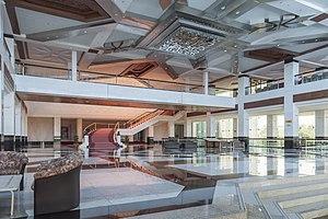 Sabah State Legislative Assembly Building - Interior of the building