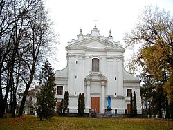 Krāslava Catholic Church