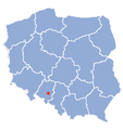 Krapkowice Map.png