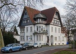 Burgstraße in Krefeld