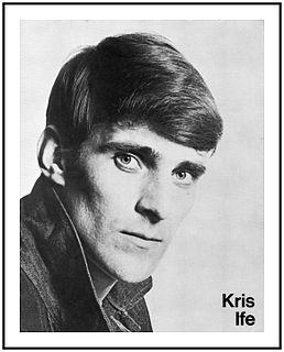 Kris Ife British musician