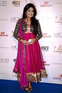 Kritika kamra colors indian telly awards.jpg