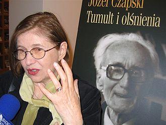 Krystyna Zachwatowicz - Zachwatowicz-Wajda in 2005