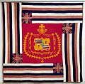 Ku'u Hae Aloha (My Beloved Flag) Hawaiian cotton quilt from Maui, c. 1890s, Mission Houses Museum, Honolulu, Hawaii.jpg