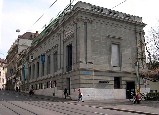 Swiss Architecture Museum