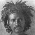 Kurumba man of Nilgiri hills Australoid Negrito.png