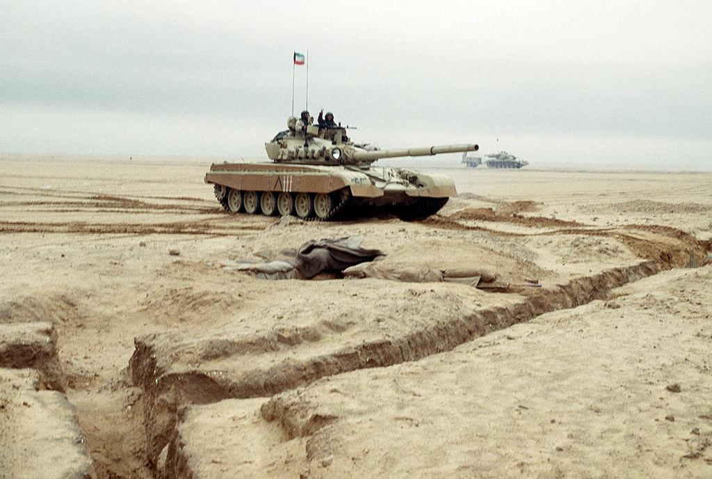 operation desert storm essay
