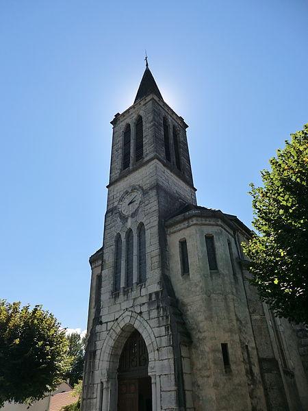 L'église de Bons.