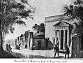 L'ancienne école de médecine du Jardin des Plantes, vers 1850.jpg