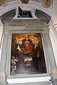 L'empoli, Vergine assunta tra i santi Antonio abate e Verdiana, 1600, ritoccato poi da alessandro gherardini.JPG