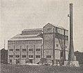 L'usine de carbonisation du lignite aux Mines de Laluque. Atelier de sechage.jpg