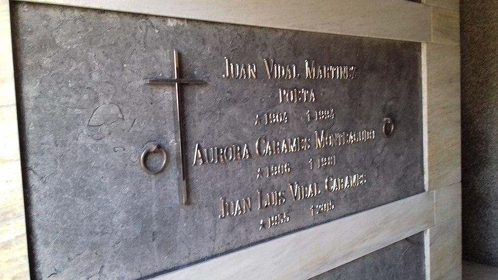 Lápida santo Amaro Pontevedra - 14