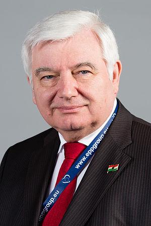 László Surján - Image: László Surján MEP 1, Strasbourg 2014 Diliff