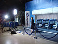 LOST Auction - Australian news crew shooting in the Oceanic 815 set (4970496892).jpg