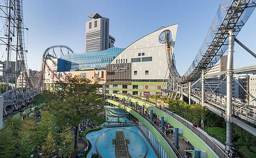 LaQua(Tokyo Dome City )