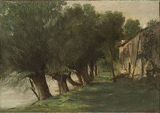 La Charente, Port-Berteau
